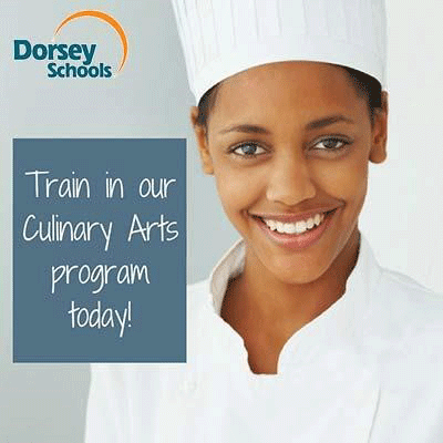 Cooking in Culinary School - Learn How To Cook at Dorsey Schools