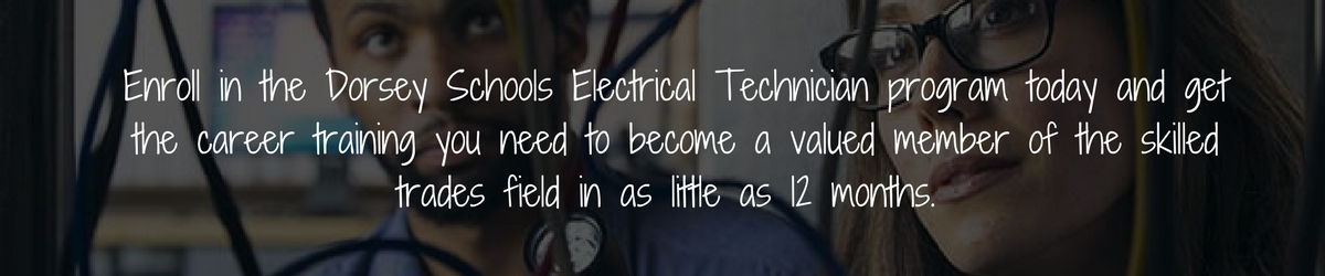 Skilled Trades Electrical Technician
