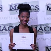 Two Dorsey Students Receive Selective MACCS Scholarship