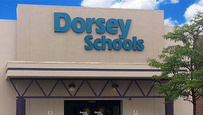 Dorsey Schools Dearborn Campus Location | Dorsey Schools