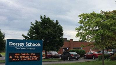 Dorsey Schools Southgate Campus Michigan Career Training