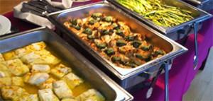 Dorsey Schools Catering Food