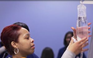 Expansion of Practical Nurse Training Program