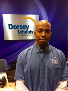 Dorsey Student Electrical Technician Program