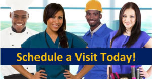 Schedule A Visit To Go Back To School