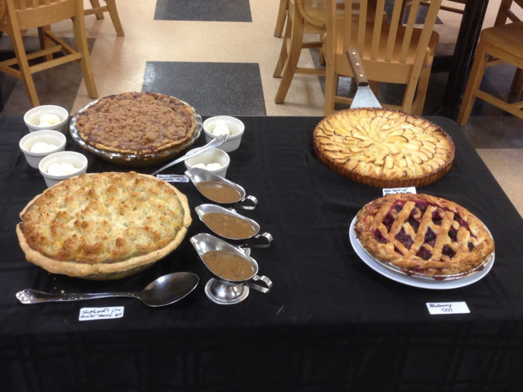 National Pie Day Dorsey Schools
