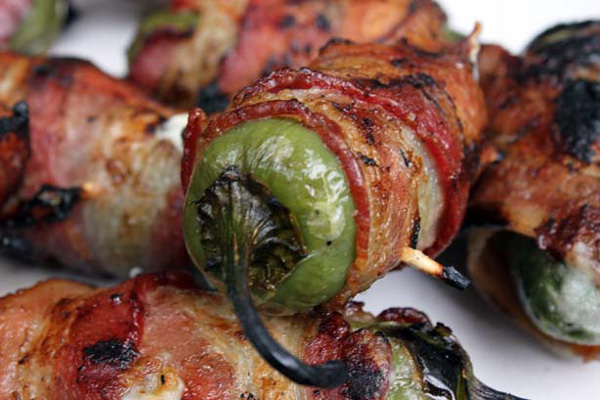 Dorsey Schools Superbowl 2017 Recipes - Bacon Wrapped Jalepeno Peppers