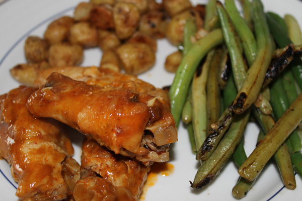 Chicken Curry Wings Michigan Cooking Schools