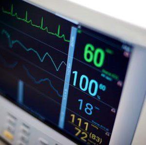 EKG Machine Dorsey Schools Michigan