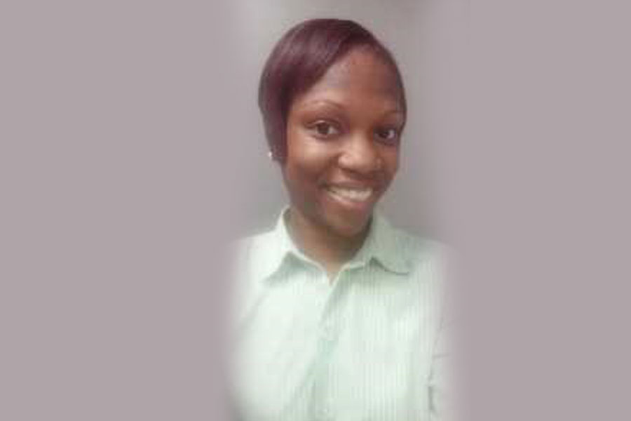 Medical Assistant Student at the Madison Heights MI campus 1 1
