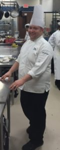 Meet Chef Eaton A Culinary Arts Instructor