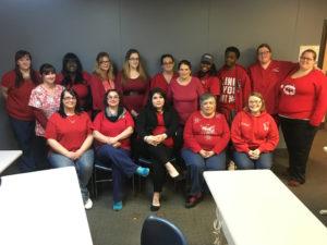 Dorsey Schools Hosts Wear Red Day