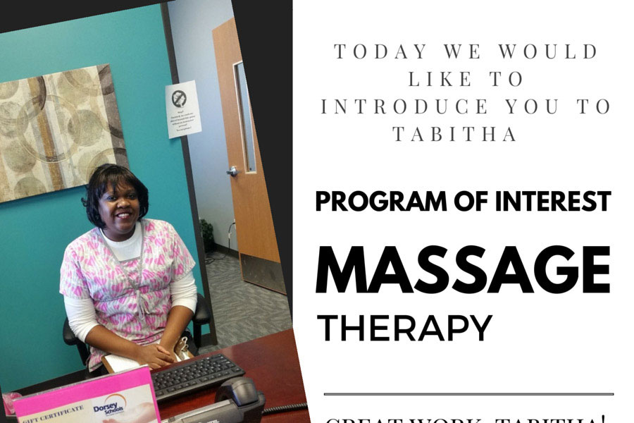 Meet Tabitha A Student In Our Massage Therapy Program 1 1