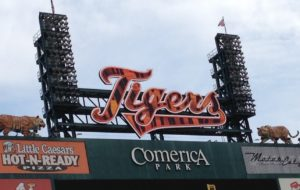 New Eats at Comerica Park and Other Ballparks