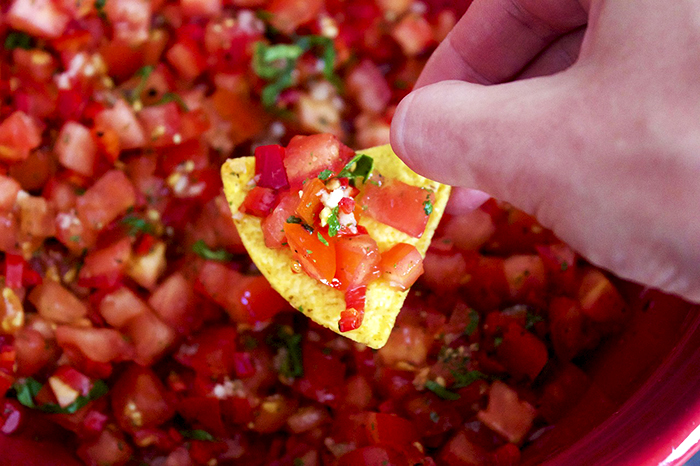 How To Make Salsa Fresca