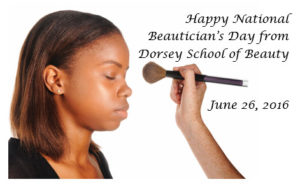 Beauticians Day 2016 | Dorsey Schools of Michigan