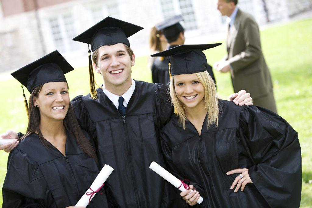 High School Seniors Receiving Scholarships to College 1 1
