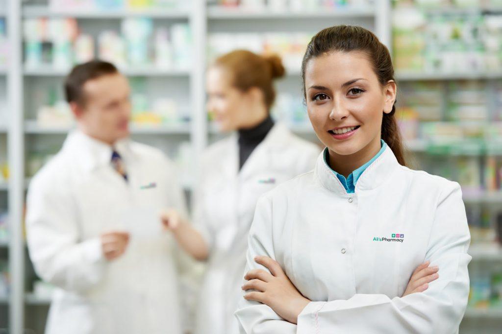 pharmacist 1 1
