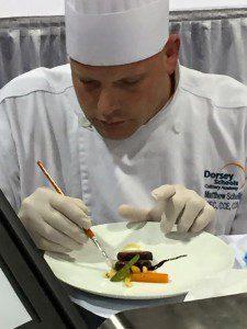 Dorsey Schools Michigan Culinary Olympics