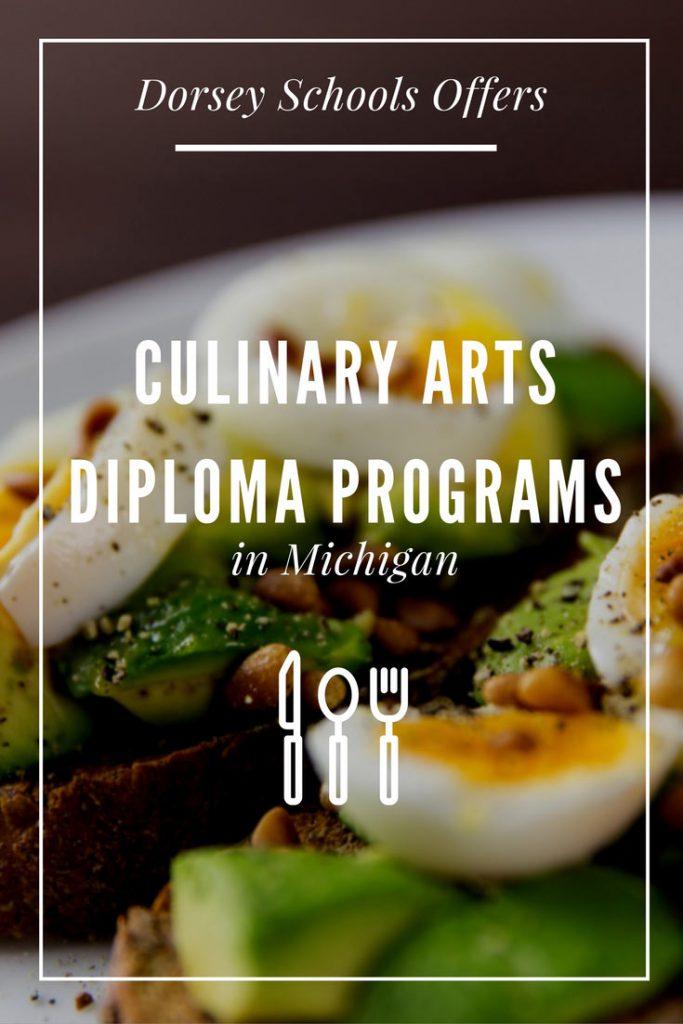 Culinary Diploma Program in Michigan