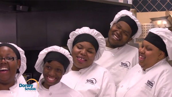 Meet Scott, Starreatha, and Stephanie: Graduates of Dorsey's Culinary Arts Schools