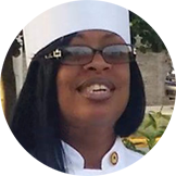 Culinary Arts Program Graduate LaRel Alexander