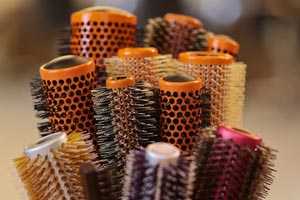 Cosmetology Tools - Hair Brushes and Combs
