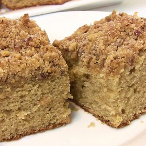 Coffee Cake Recipe | Cooking Schools