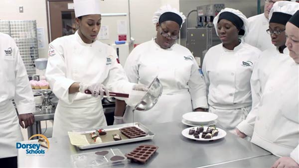 Meet Alicia: A Graduate of Dorsey's Culinary Arts Schools in Michigan