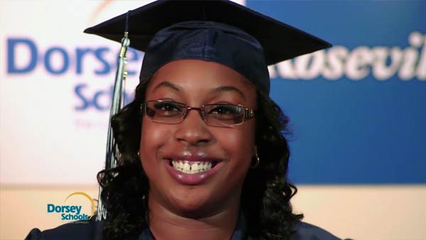 Meet Shanekquah: A Graduate of Dorsey's Dental Assistant School