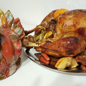 Holiday Turkey Recipe Dorsey Schools