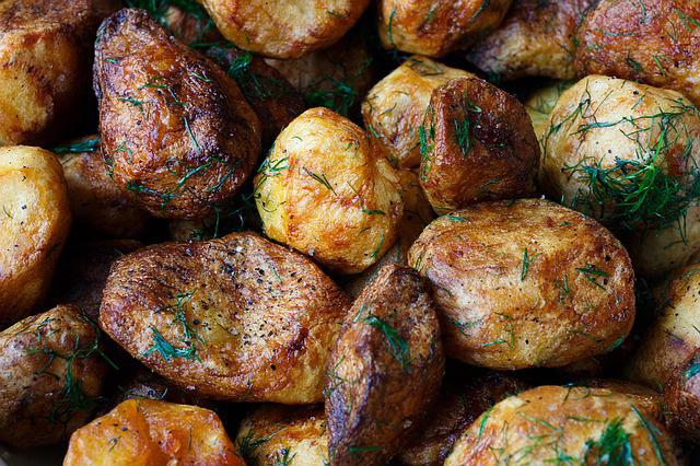Baked Potato Recipe - Cooking School Tips