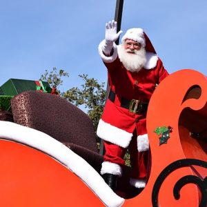 Holiday Parades in Metro Detroit