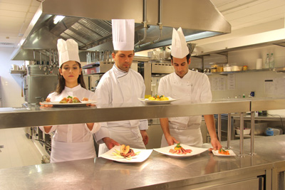 Getting Started in the Culinary Arts Field