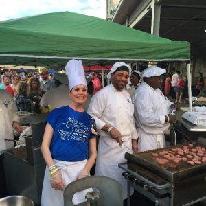 Dorsey Culinary Academy Wins 1st Place at Burger Bash 2017 Dorsey Schools MI