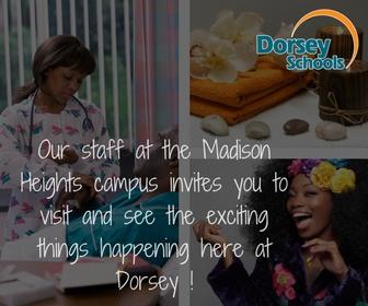 Dorsey Schools Madison Heights Campus