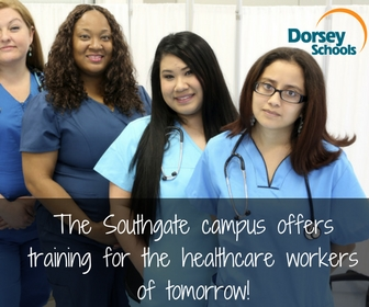 Dorsey Schools Southgate Michigan Campus