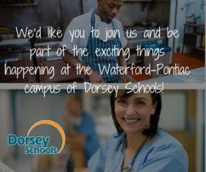 Dorsey Schools Waterford-Pontiac Michigan Campus