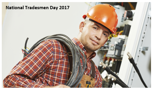 National Tradesmen Day 2017 | Dorsey Schools, MI