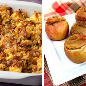 Healthy Thanksgiving Side Dish Recipes 2017