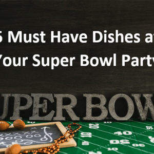 Super Bowl Party Recipes