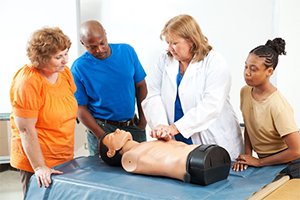 Dorsey CPR Classes