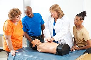Dorsey CPR Classes