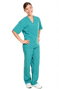 what kind of shoes do medical assistants wear