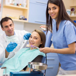 steps to becoming a dental assistant