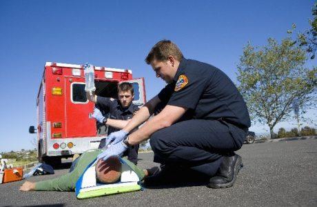 Paramedic Career