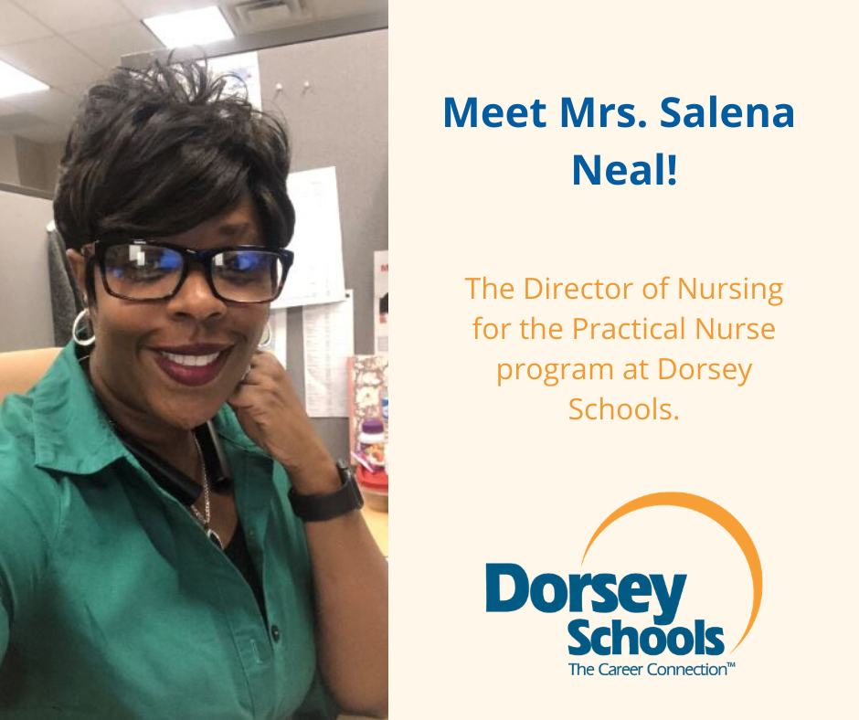 director of nursing dorsey schools