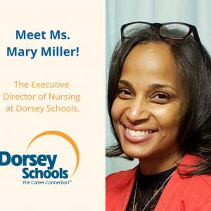 executive director of nursing dorsey schools