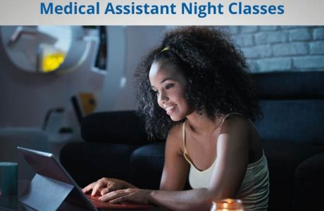 medical assistant night classes