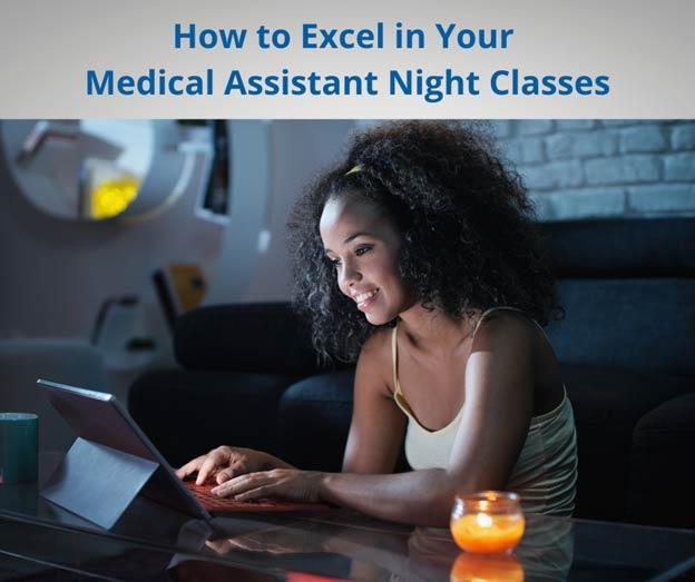 medical assistant night classes